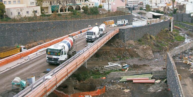 Encauzamiento y Urbanización Barranco de Santos