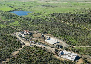 Mejora del abastecimiento de la futura mancomunidad de aguas de la presa de santa lucia
