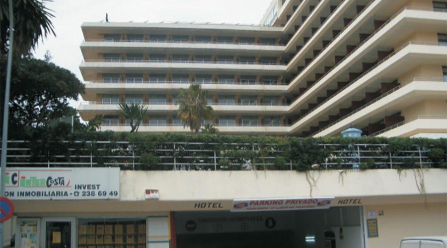 Reforma Hotel Cervantes
